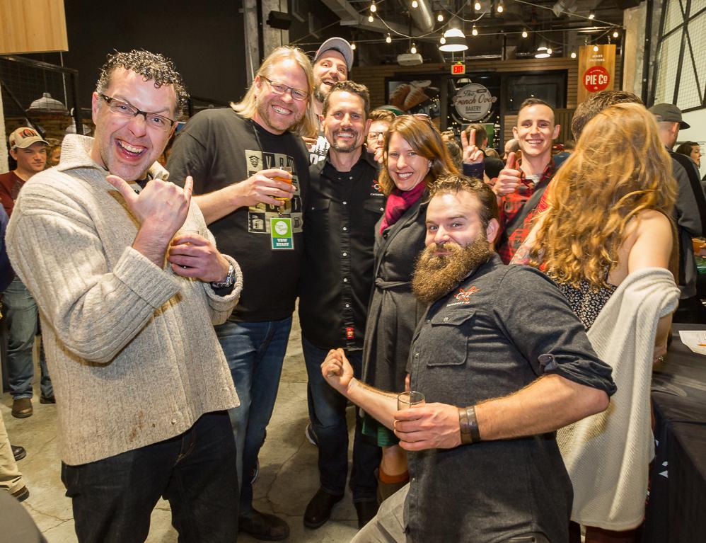 The Victoria Beer Week Experience