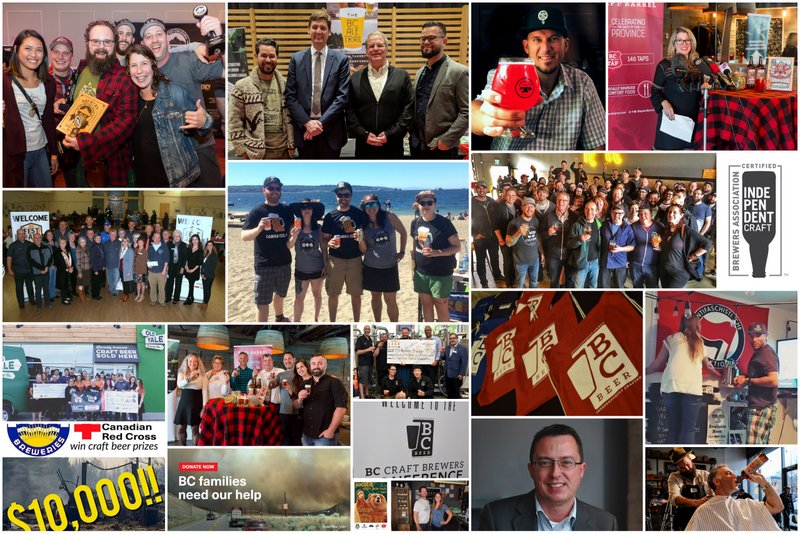 The Top BC Craft Beer News Stories Of 2017