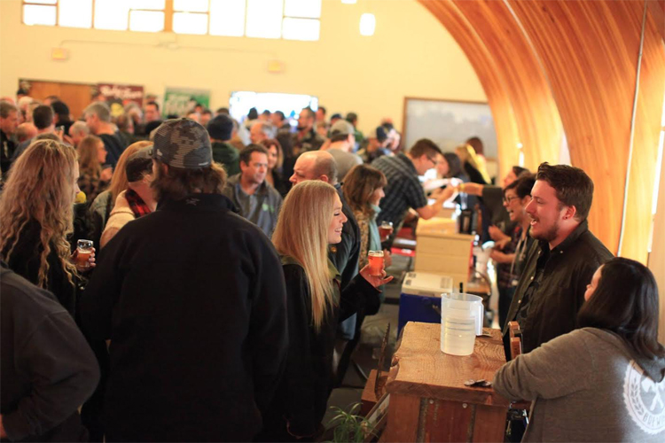 Powell River's Fall Craft Beer Festival