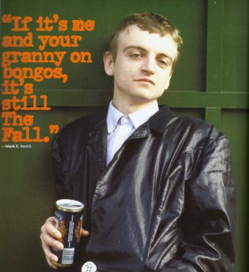 The Classical! - a day of celebrating THE FALL and Mark E Smith @ Callister Brewing | | |
