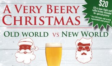 A Very Beery Christmas @ Rogue Broadway |  |  |