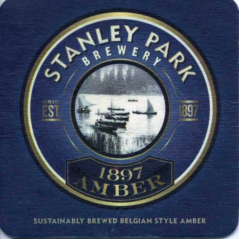 A Brief History Of Stanley Park Brewing, Part I