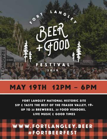 Trading Post Fort Langley Beer
