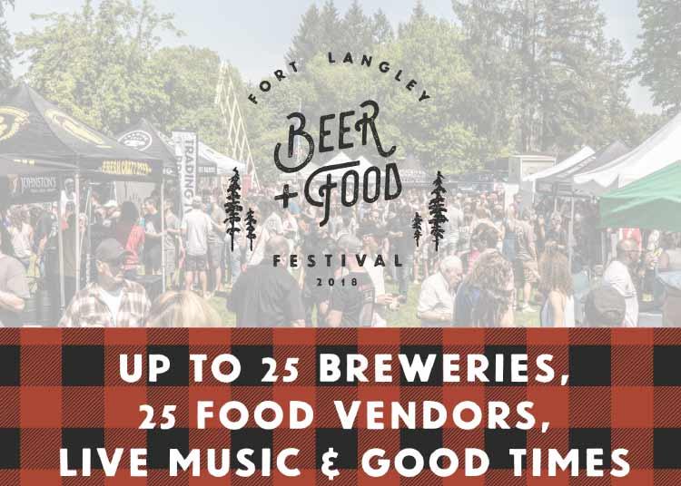 Trading Post Fort Langley Beer Fest