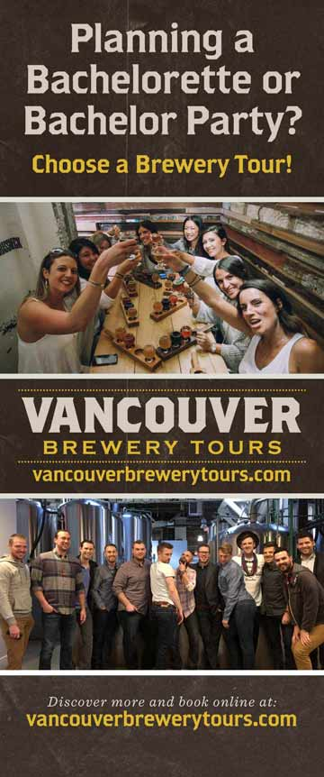 Vancouver Brewery Tours