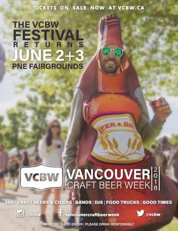 Vancouver Craft Beer Week