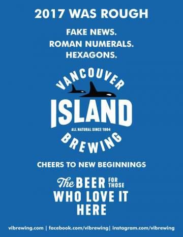 Vancouver Island Brewing