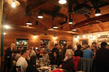 April Brewmasters Dinner @ Trading post Taphouse and Eatery