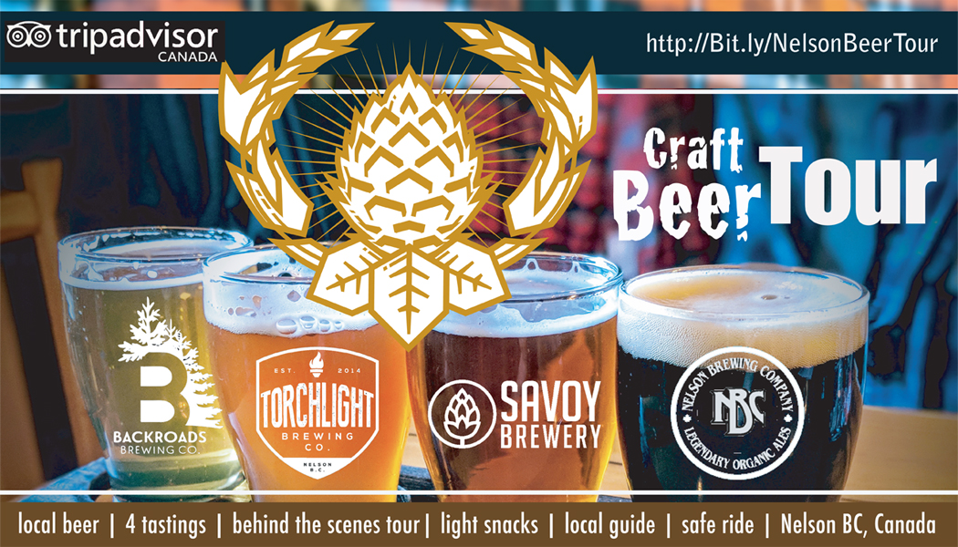 Nelson Craft Beer Tour