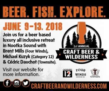 Craft Beer and Wilderness Retreat Nootka Sound @ Nootka Sound Resort, Vancouver Island | Tahsis | British Columbia | Canada