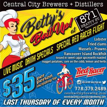 Betty's Boil Up @ 871 Beatty @ Central City on Beatty Street
