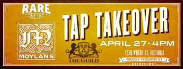Moylan's Tap Takeover @ The Guild Victoria