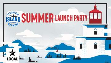 Vancouver • Summer Launch Party @ Local Public Eatery Kitsilano