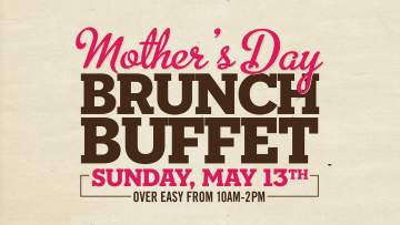 Mother's Day Brunch Buffet @ CRAFT Beer Market Vancouver