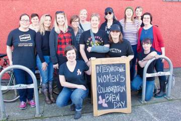 International Women's Day Collab Beer Release! @ Callister Brewing Company