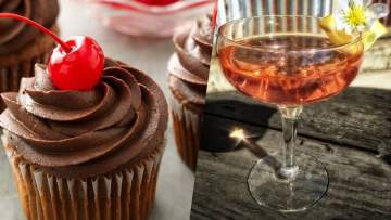 Mother's Day Cocktails and Cupcakes @ Okanagan Spirits Craft Distillery