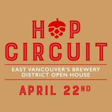 Hop Circuit: Yeast Van Breweries @ Yeast Van