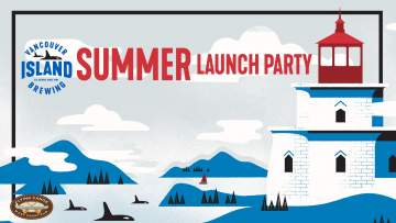 North Island • Summer Launch Party @ The Flying Canoe West Coast Pub
