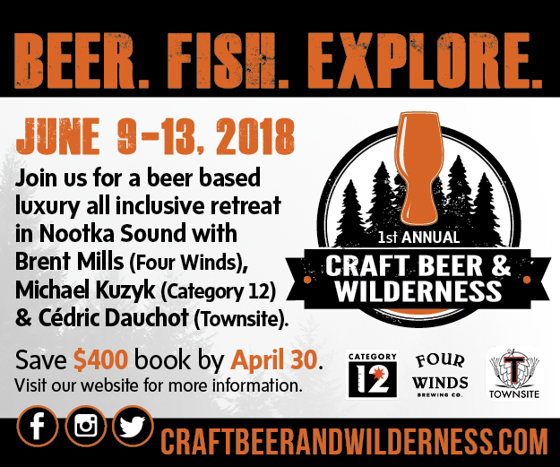 Craft Beer and Wilderness