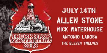 Truck Stop Concert Series - July 14th @ Red Truck Beer