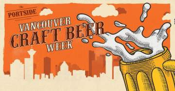 Vancouver Craft Beer Week Party @ The Portside Pub