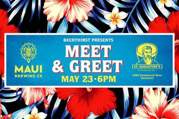 Maui Brewing: Meet & Greet @ St. Augustine's