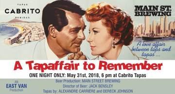 A Tapaffair to Remember @ Cabrito