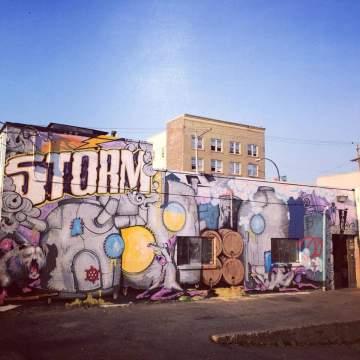 Training Post: Storm Brewing's James Walton @ Trading Post Brewing