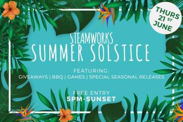 Steamworks Summer Solstice @ Steamworks Brewing Co. | Burnaby | British Columbia | Canada