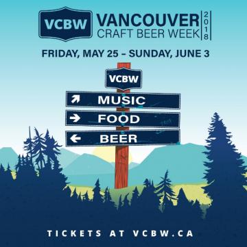 Vancouver Craft Beer Week Festival 2018