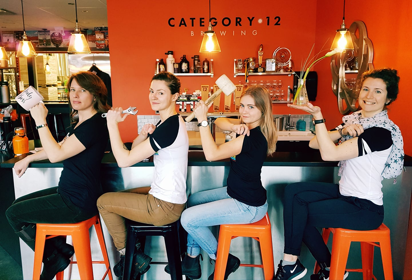 The Ladies Of Category 12