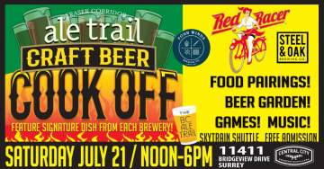 BC Ale Trail Craft Beer Cook-Off - Free Admission!