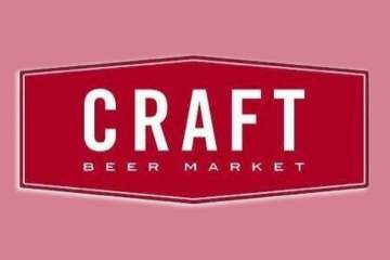 CHEERS TO 5 YEARS - Anniversary Party @ Craft Beer Market