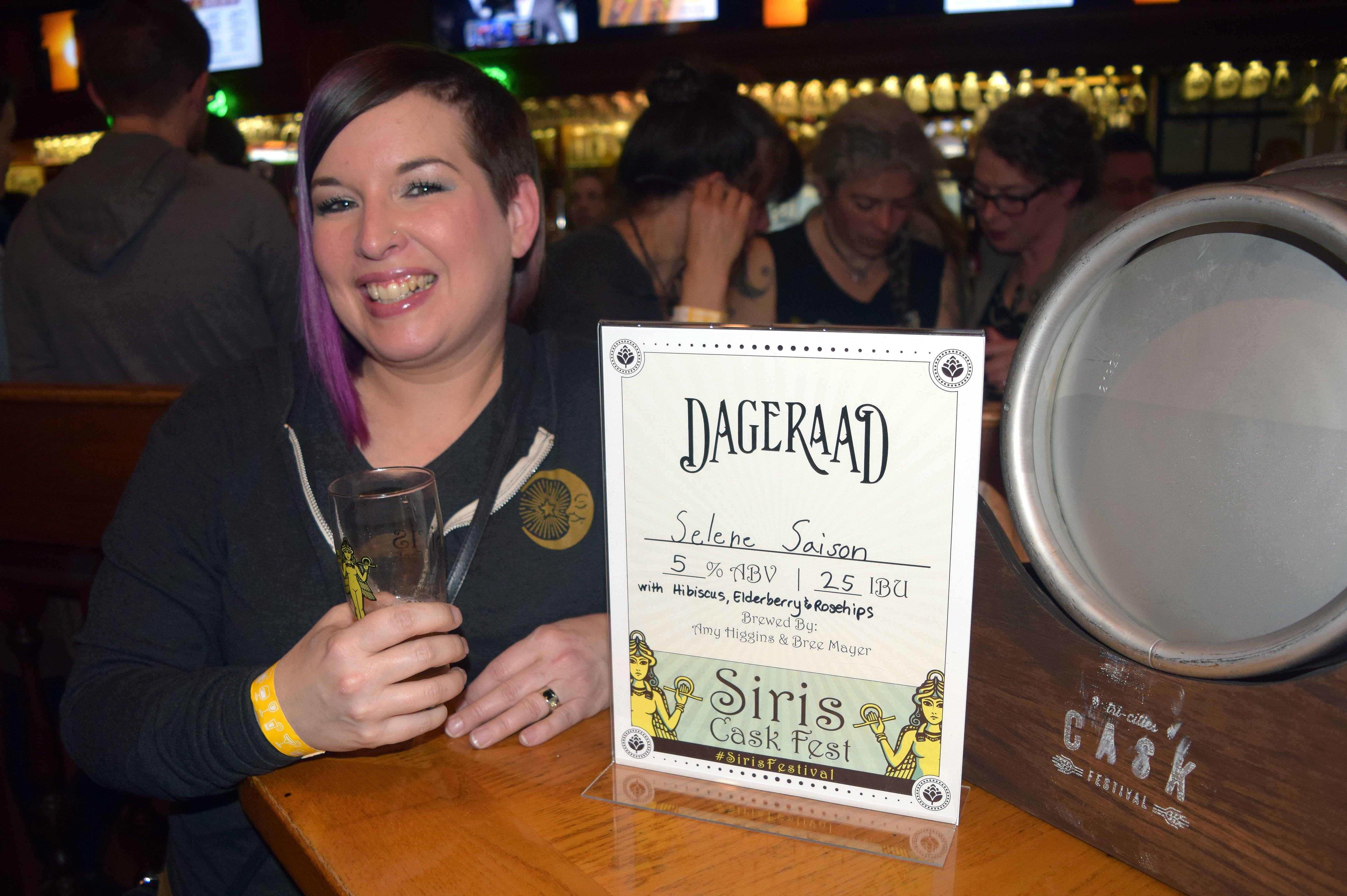 Siris Cask Festival Celebrates The Women Of BC Craft Beer With Amazing Ales