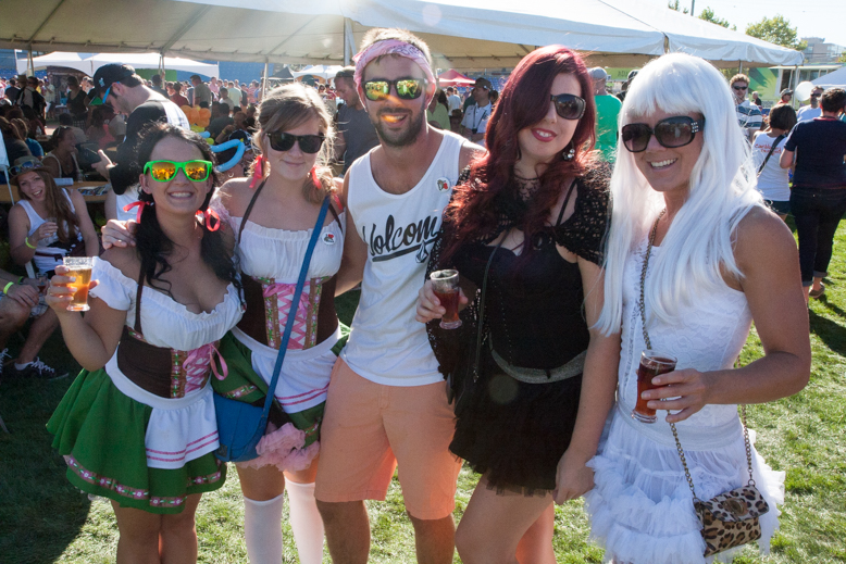 Top Ten Reasons To Visit Victoria's Great Canadian Beer Festival