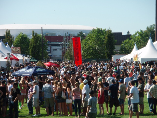 Great Canadian Beer Festival 2019: Saturday
