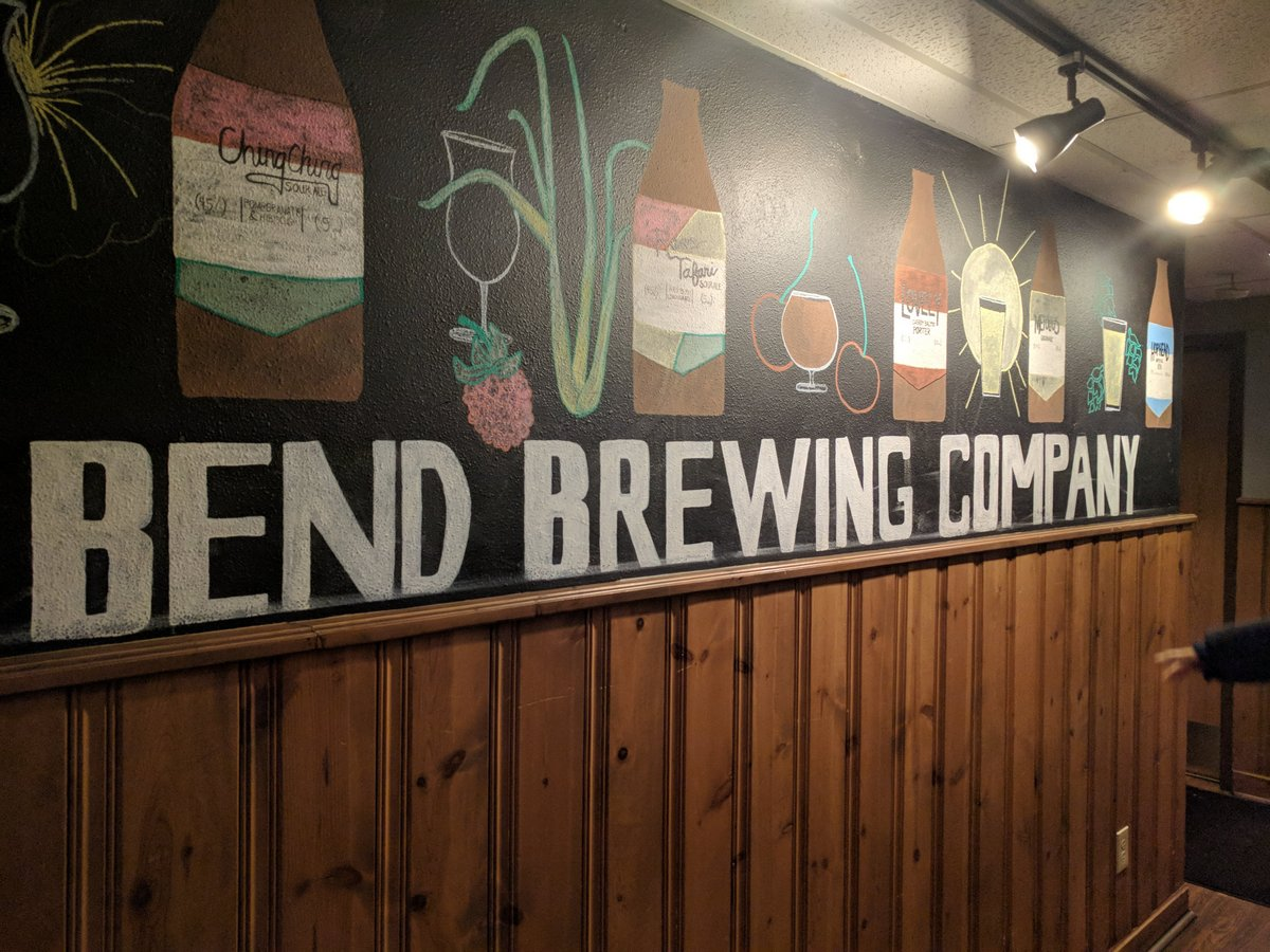 BENDer In Beertown USA, Part III: Breweries Of Bend