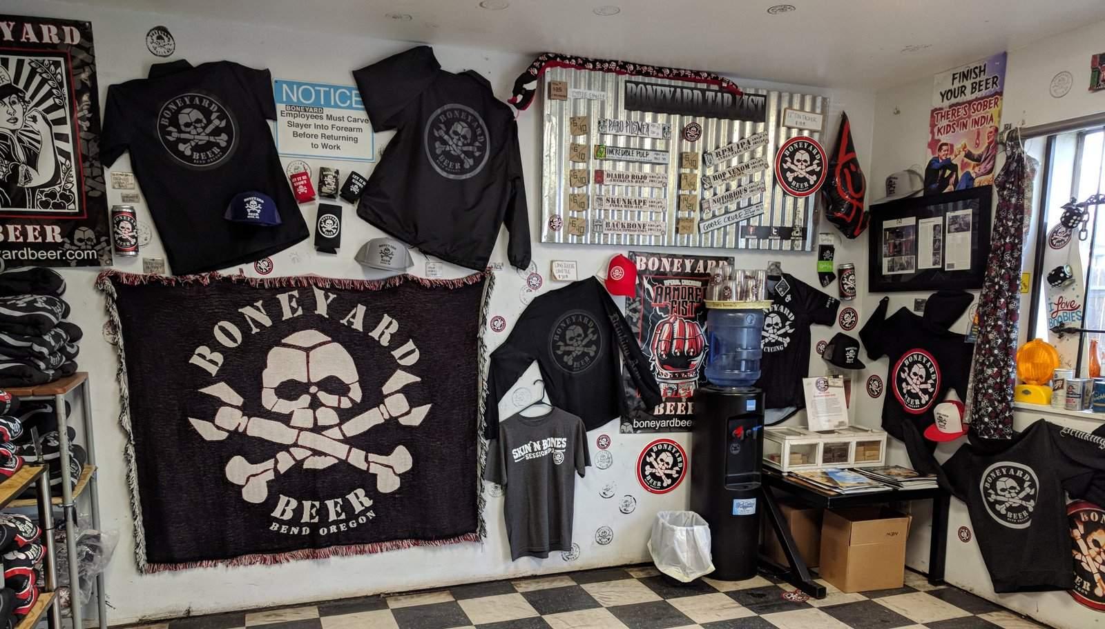 BENDer In Beertown USA, Part II: Boneyard Brewing