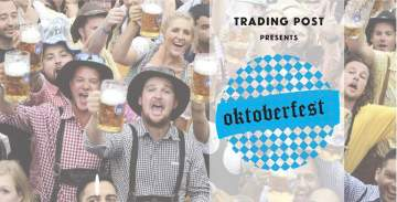 Oktoberfest @ Trading Post Brewing Taphouse & Eatery