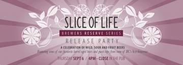 Slice of Life @ Spinnakers Brewpub | Victoria | British Columbia | Canada