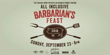 Barbarian's Feast @ The Cascade Room |  |  |