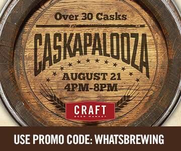 Caskapalooza 2018 @ CRAFT Beer Market | Vancouver | British Columbia | Canada
