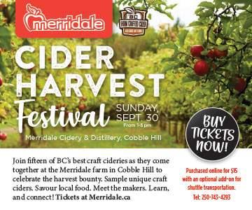 Cider Harvest Festival