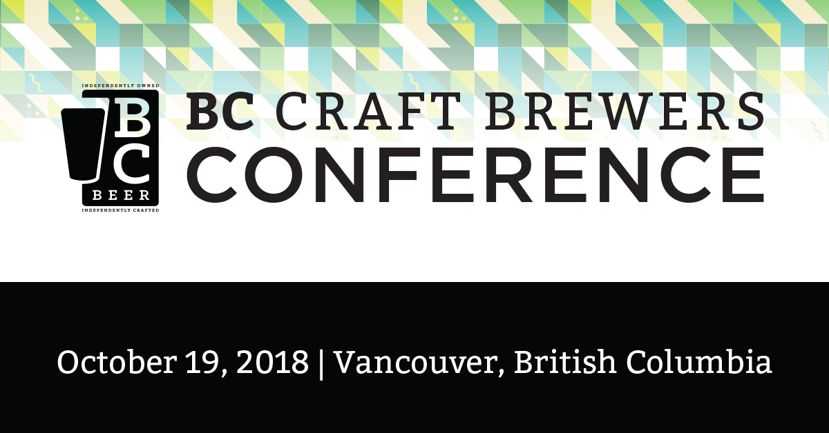 BC Craft Brewers Conference 2018