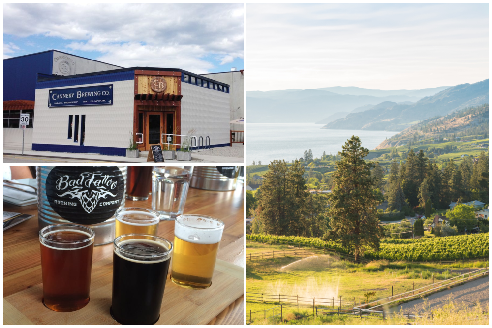 Expedia's List Of Canadian Beer Towns: The What's Brewing Review
