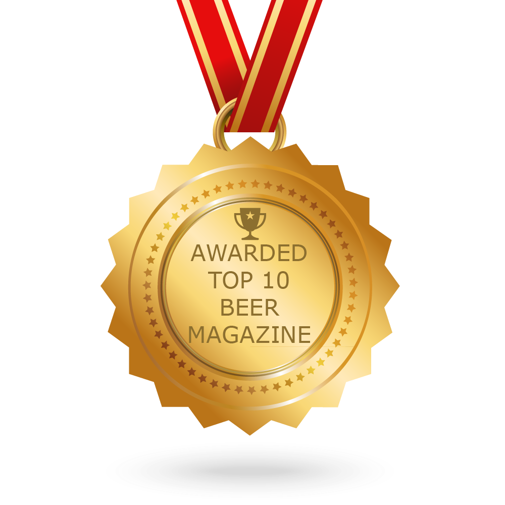 What's Brewing Chosen As World Top 10 Beer Magazine By Feedspot