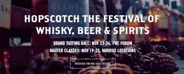 Hopscotch Festival of Whiskey, Beer & Spirits @ Pne Vancouver Forum