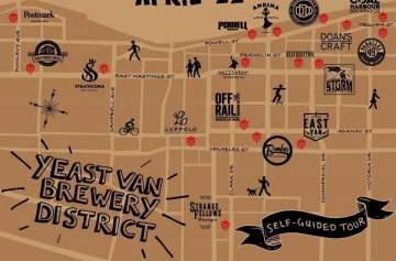 Yeast Van Tap Takeover @ Pat's Pub & Brewhouse
