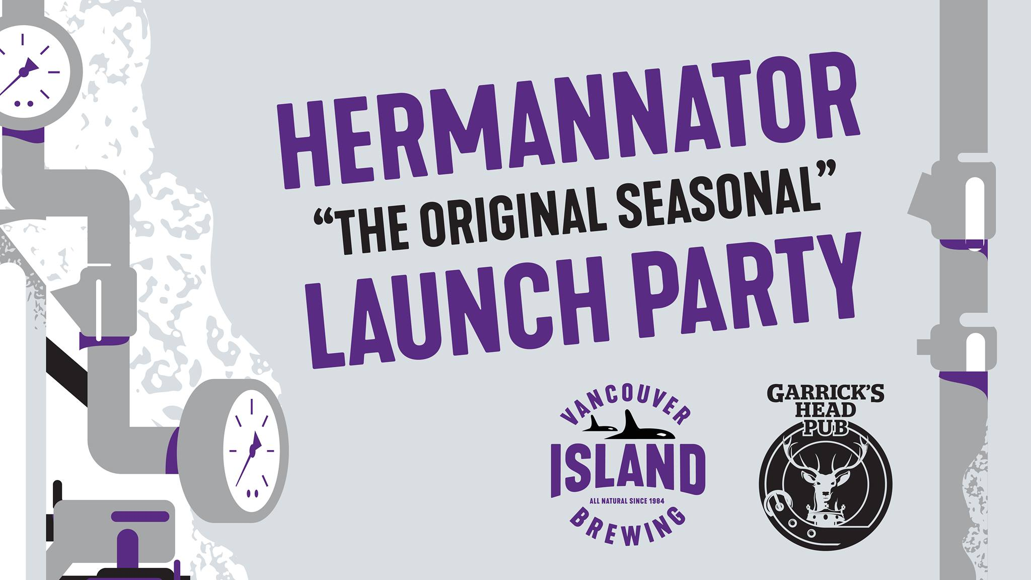 Hermannator 2018 Launch Party