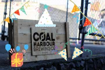 7 YEAR Anniversary Party @ Coal Harbour Brewing Company